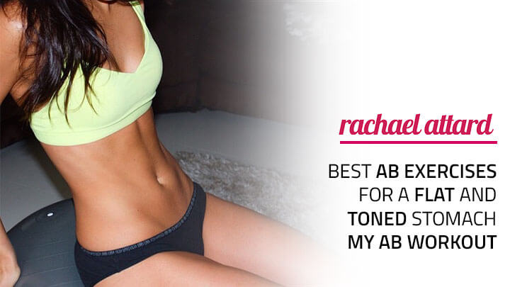 best ab exercises for a flat and toned stomach