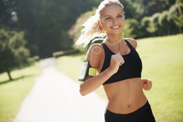 how to get a flat stomach mesomorph