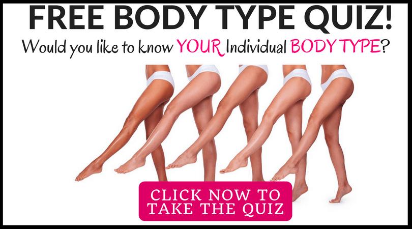 How to get skinny legs mesomorph guidelines body type quiz lean legs fandeluxe Gallery