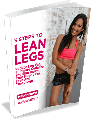 Lean Legs Ebook Rachael Attard