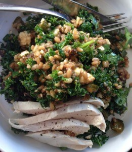 clean eating guidelines - dining out for lunch