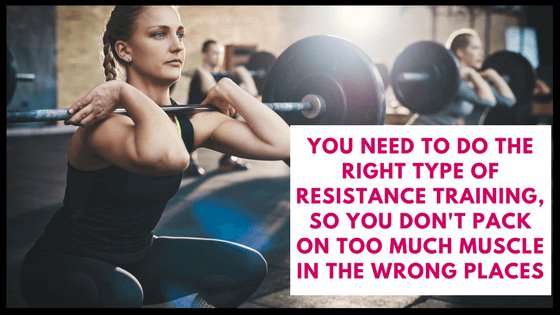 how to get skinny legs right resistance training no bulk