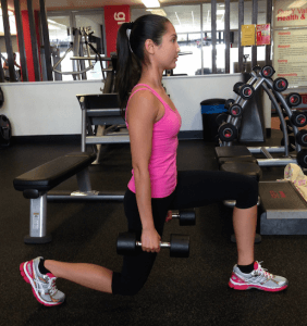 how to get skinny legs - three leg gym workouts