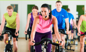 cycle spin group fitness class