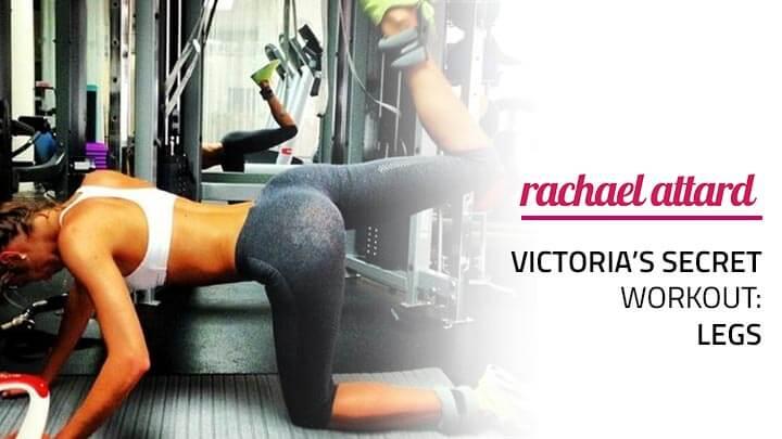 victoria's secret workout