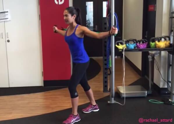 victoria secret arm workout