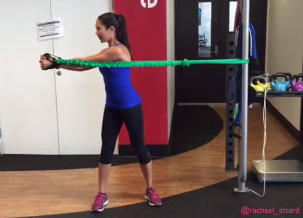 victoria secret arm workout