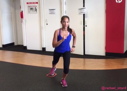 victoria secret leg workout