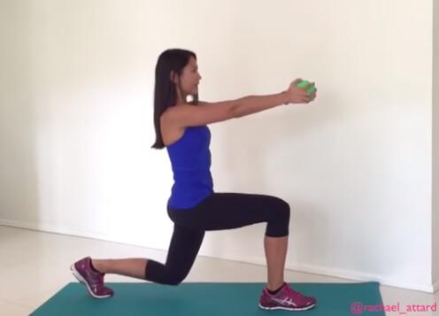 victorias secret leg workout