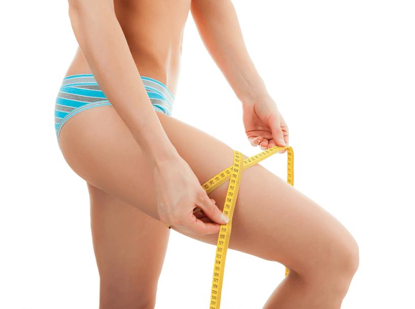 Ляшки похудение упражнения