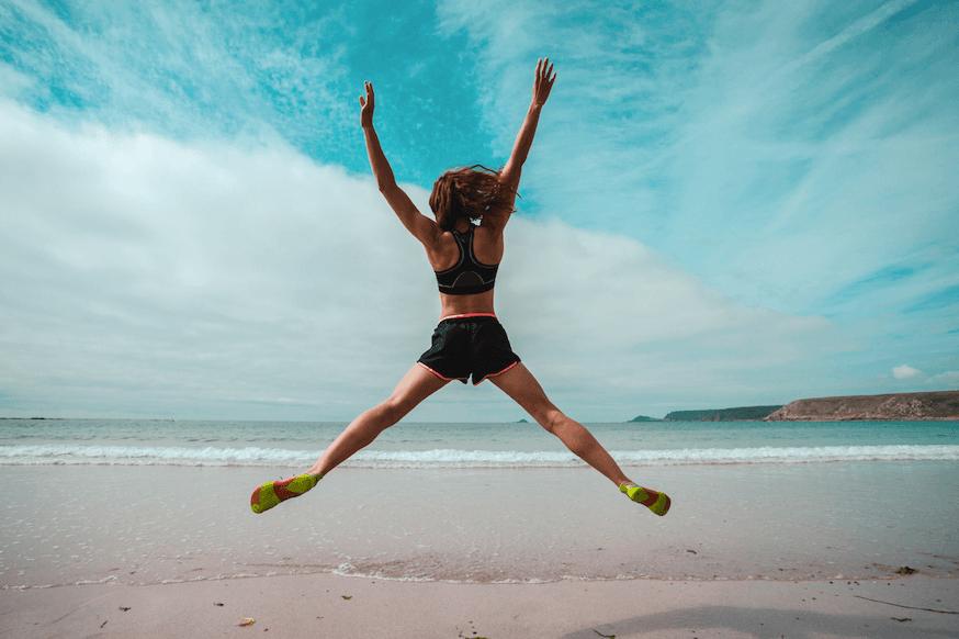 habits of healthy women