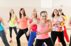 break out of an exercise rut