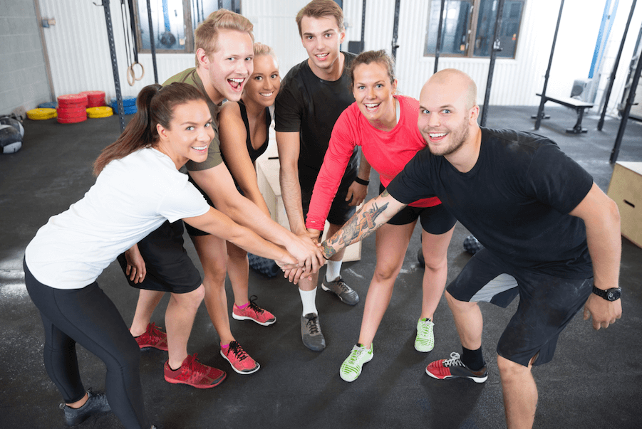 how to stick to a workout program