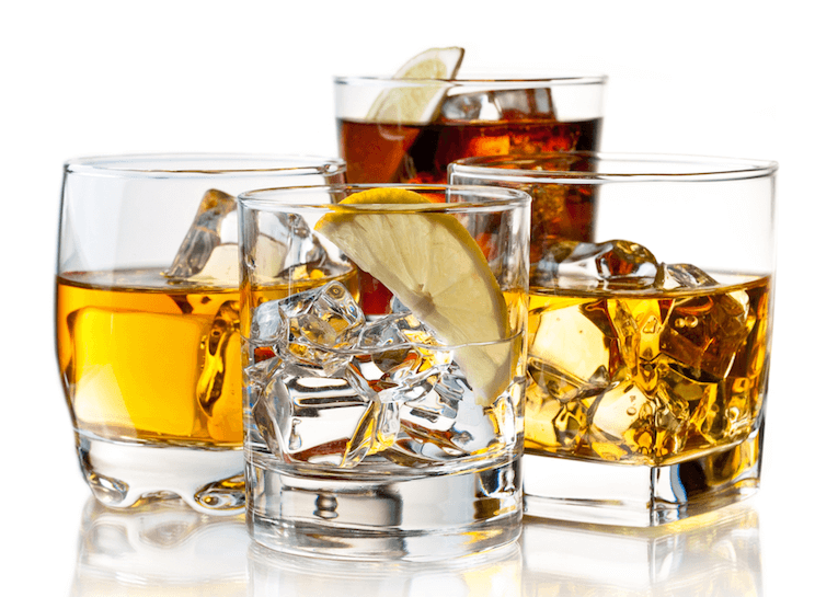 What Alcoholic Drinks Have The Least Amount Of Sugar
