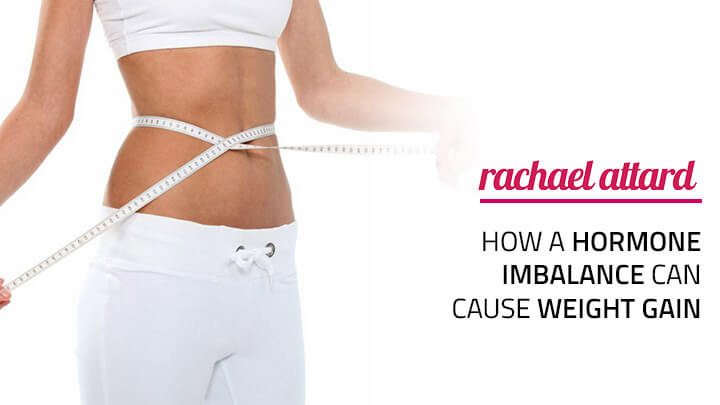 how a hormone imbalance can cause weight gain
