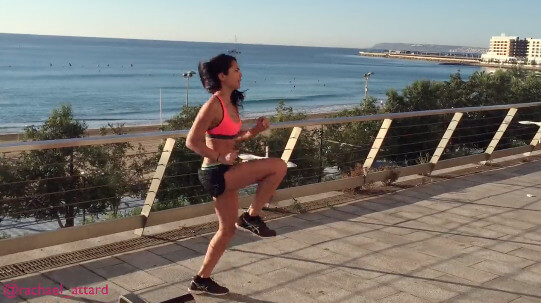 no equipment hiit workout