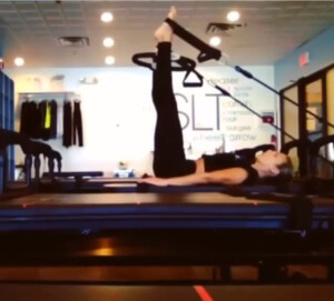 victoria's secret models workout