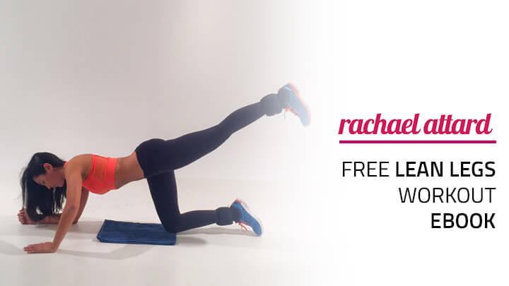 free lean legs workout