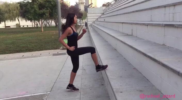 high knee runs