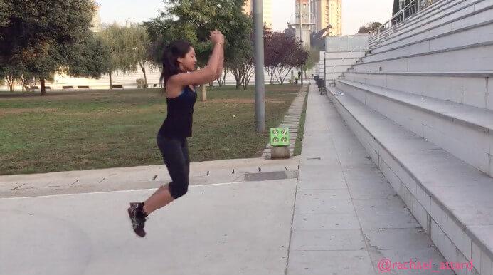 hiit workout that won't cause bulk
