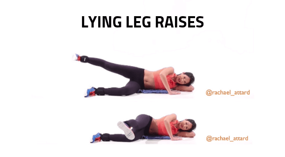 lean legs workout day 3