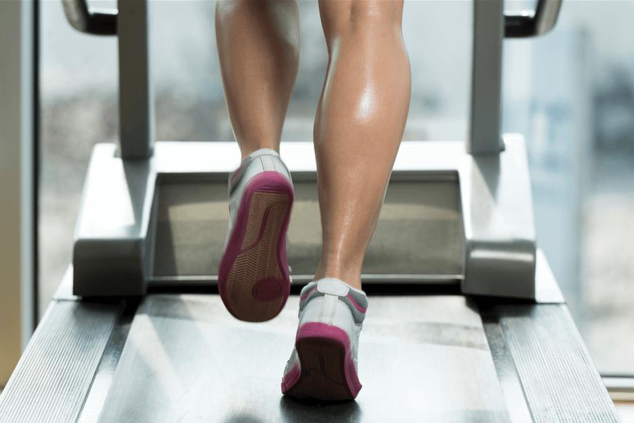 how to slim calves