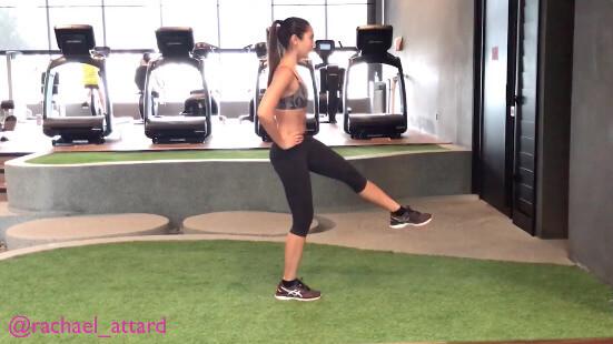 hip butt thigh workout