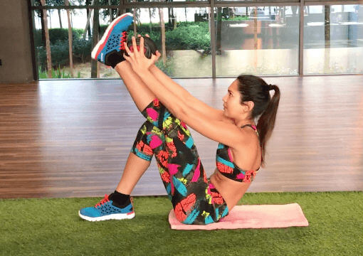 killer ab workout for women
