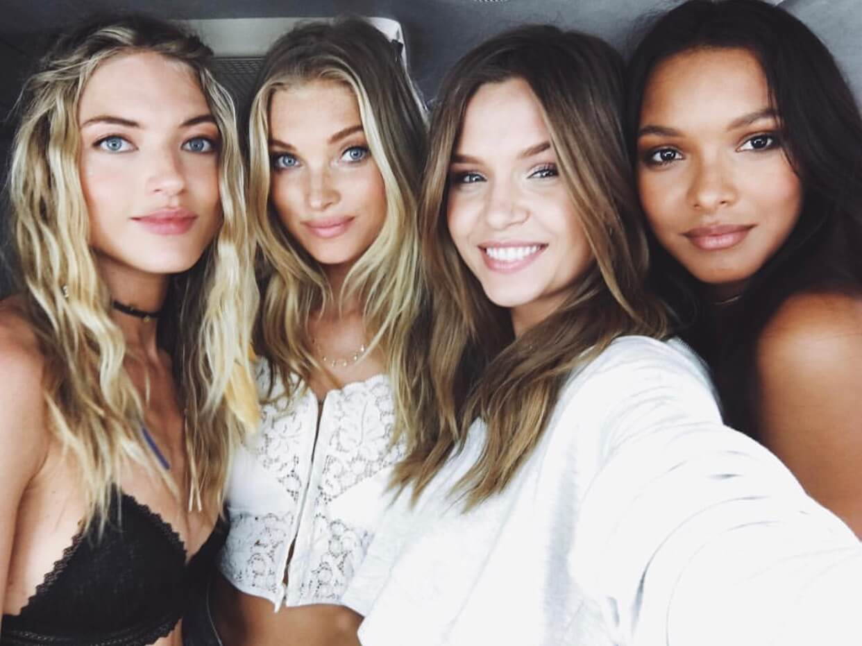 fitness and diet tips from the victoria secret angels
