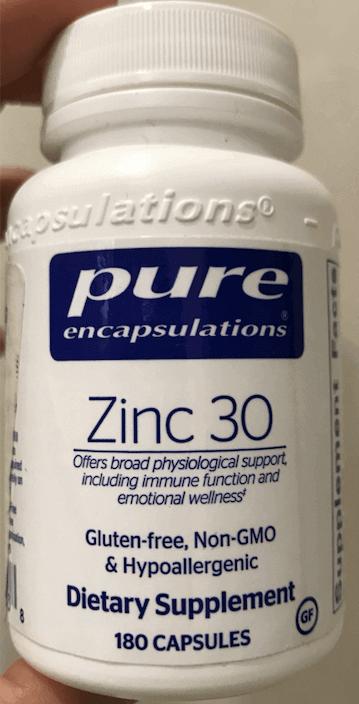 zinc hypothyroidism