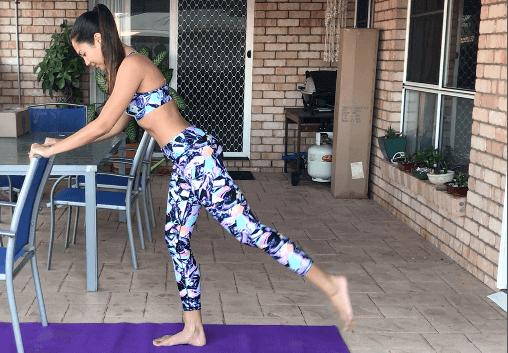 lean legs workout