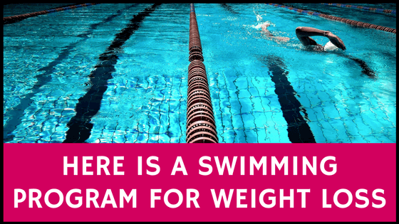 how to lose weight for swimming