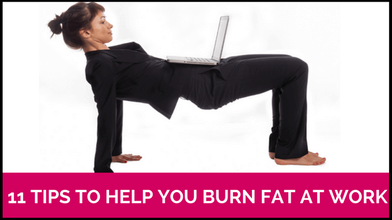 tips to help you burn fat at workout