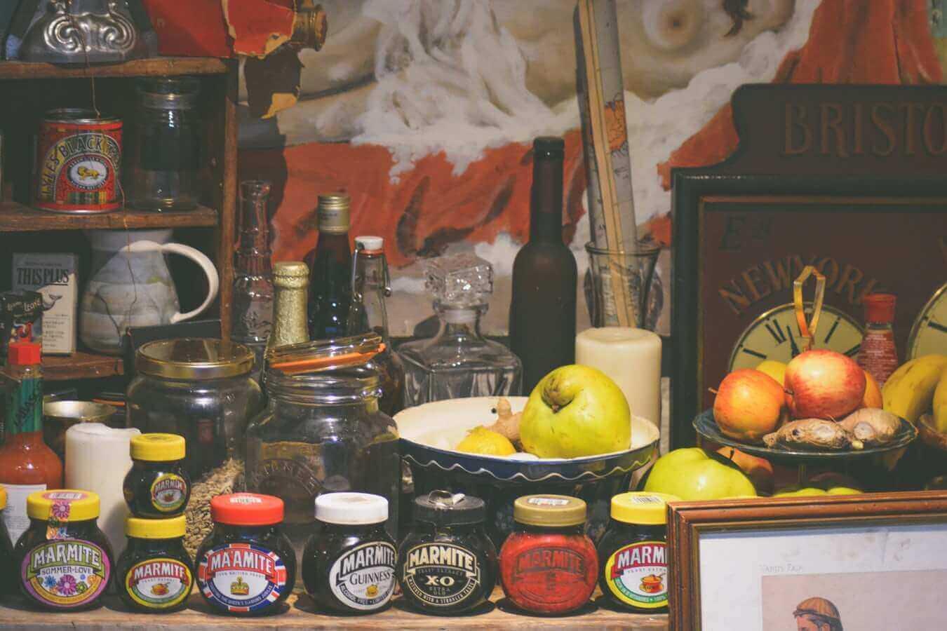 make pantry healthier