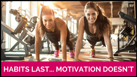 how to create fitness habits