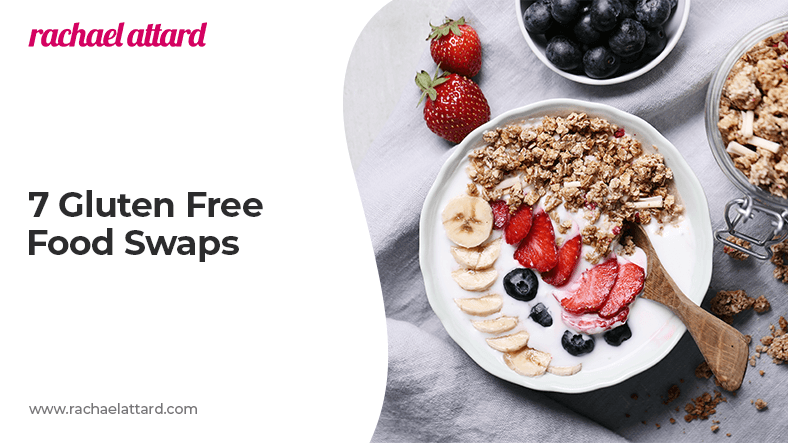 gluten-free food swaps