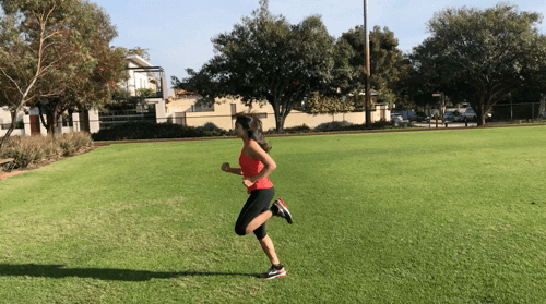 15 minute park workout