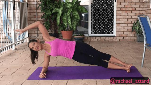oblique ab workout