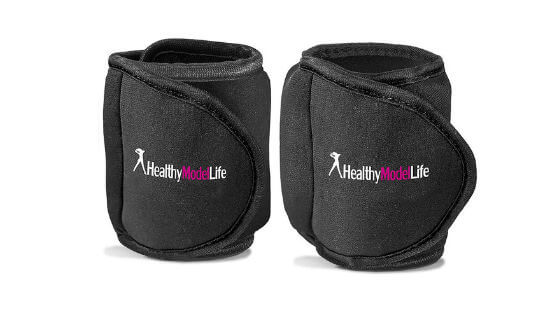 Amazon ankle weights for blog