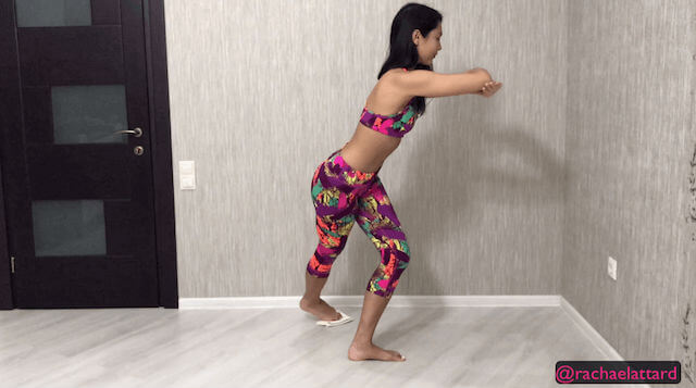 outer thigh workout