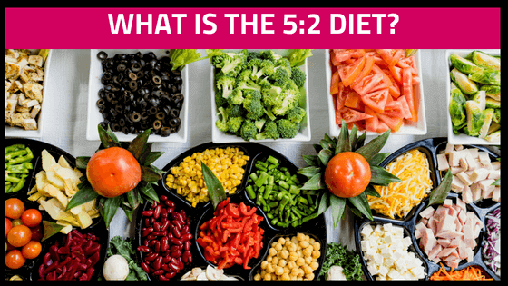 what is the 5:2 diet