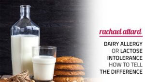 Dairy Allergy Or Lactose Intolerance - How To Tell The Difference