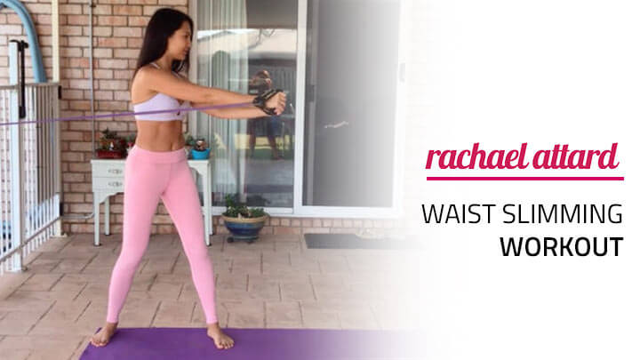 Waist Slimming Workout For A Tapered Waist