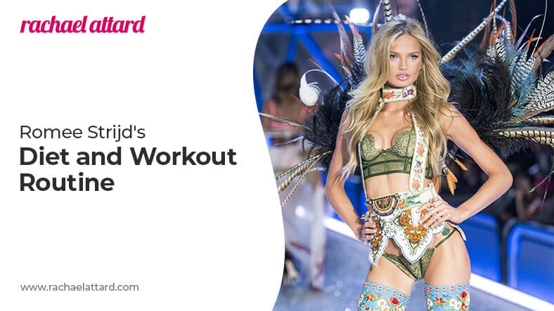 Romee Strijd diet and workout routine