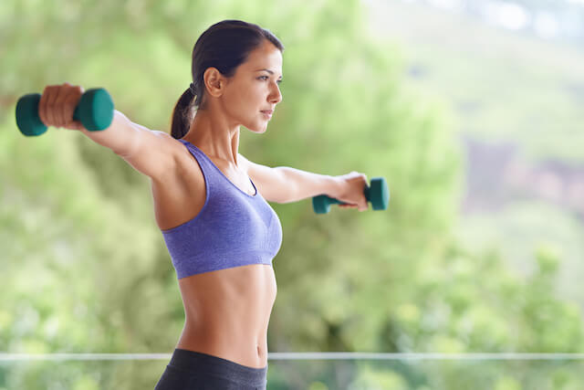 how to get lean and toned