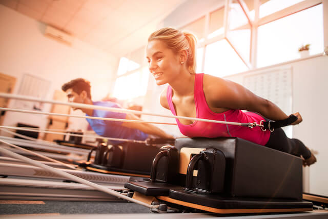how to get lean and toned and not bulky