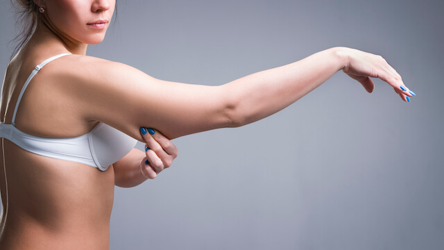 how to get toned arms without bulking