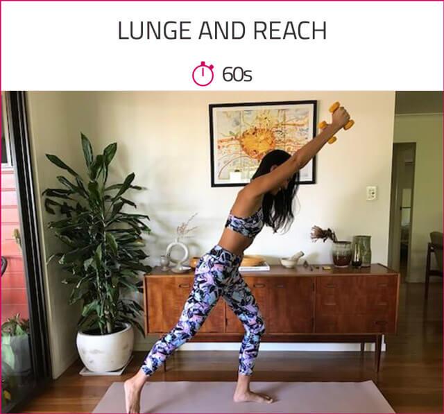 full body pilates workout