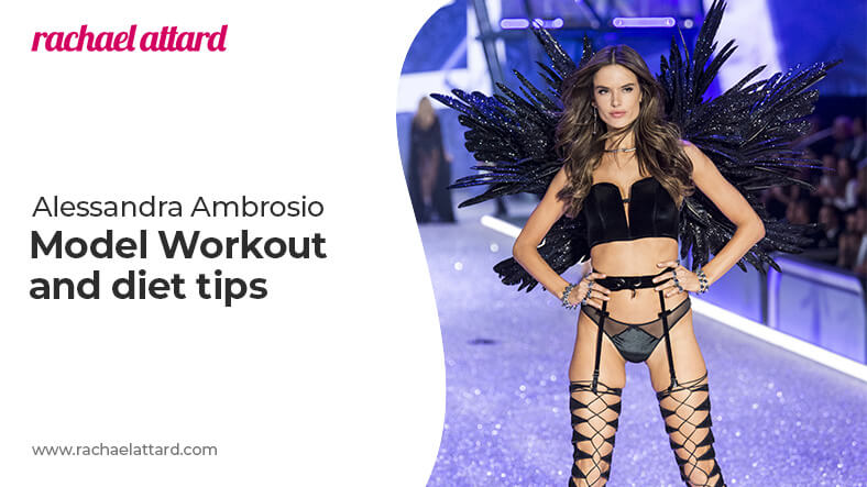 Alessandra Ambrosio diet and workout routine