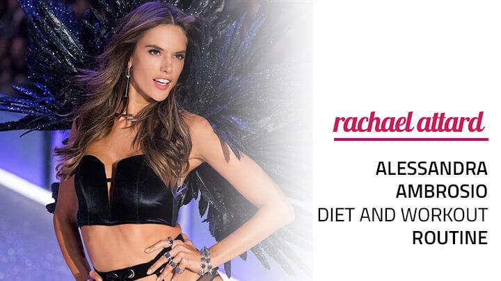 Alessandra Ambrosio diet